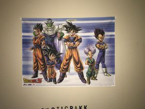 Dragon Ball Z (Official Poster) for Sale in La Vergne, TN