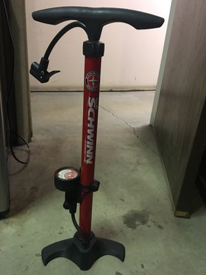 Bike pump for Sale in St. Charles, IL