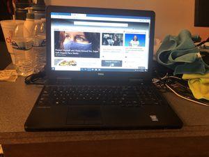 dell latitude e5540 intel core i5 8.00GB Ram HDMI out web for Sale in Denver, CO