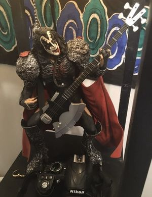KISS Creatures 12 Inch' Demon Statue for Sale in Altoona, IA