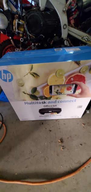 Brand new Hp officejet 5258 for Sale in Tempe, AZ