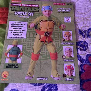 Halloween Costume Ninja Turtle for Sale in South Windsor, CT