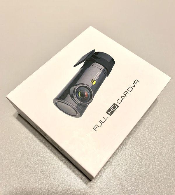 Mini Advanced Car Camcorder (DashCam)