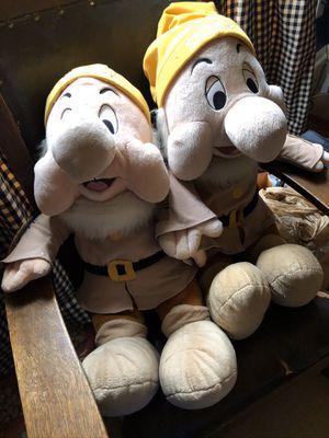 Large Disney Sneezy Dolls for Sale in Suffolk, VA