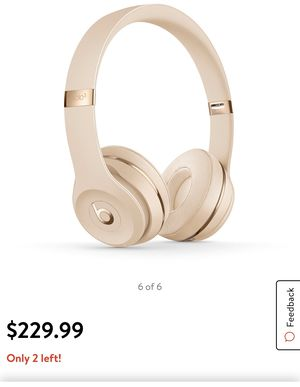 Beast solo 3 wireless for Sale in Fresno, CA