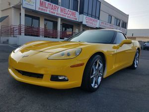 2008 Chevy Corvette for Sale in National City, CA