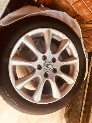 Rims original Acura TSX for Sale in Austin, TX