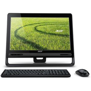 "Acer All-in-One PC Intel Dual-core 1.90GHz,4GB RAM, 500GB HDD, 20"" Screen, Windows 10, Wireless Keyboard Mouse for Sale in Richardson, TX"