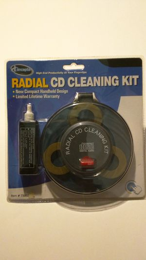 New CD/DVD Disc Cleaning Kit for Sale in Vallejo, CA