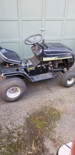 Riding lawn mower for Sale in BETHEL, WA