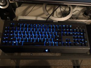 Razer keyboard for Sale in Parma, OH