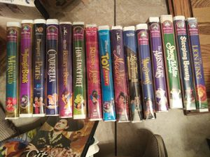 VHS movies, free for Sale in Corona, CA