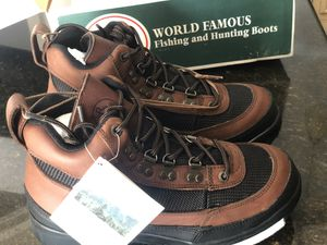 Pro Line Wading Shoes Rivulet (Size 8) for Sale in Pittsburgh, PA