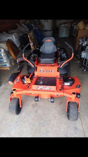 "60"" ZT Elite BadBoy KAWASAKI zero turn ridding lawn mower . for Sale in Alvin, TX"