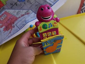 Barney toy for Sale in Troy, NY