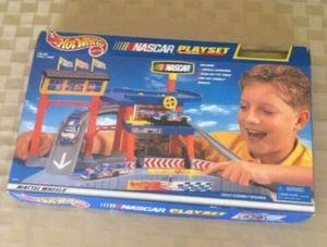 Hot Wheels Nascar Play Set for Sale in Garden Grove, CA