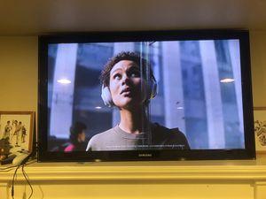 Samsung 50-inch Plasma 3D TV model #PN50C880G5F for Sale in Seattle, WA