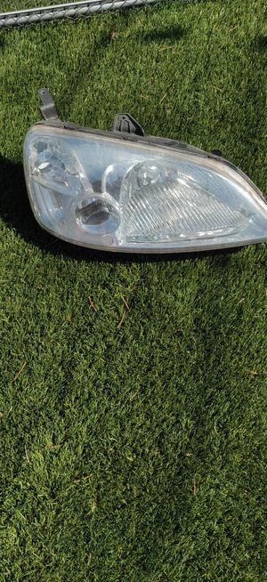 2001 Honda Civic left headlight for Sale in Kent, WA