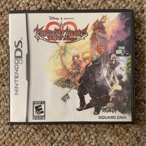 Kingdom Hearts 358/2 Days Video Game for Sale in Salt Lake City, UT