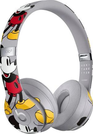 Beats by Dre Solo3 Mickey's 90th Anniversary for Sale in Miami, FL
