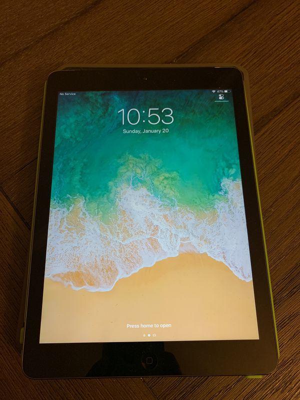 iPad Air AT&T cellular 32gb