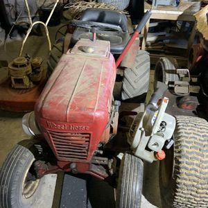 Wheel Horse Mower Collection for Sale in Mount Gilead, OH