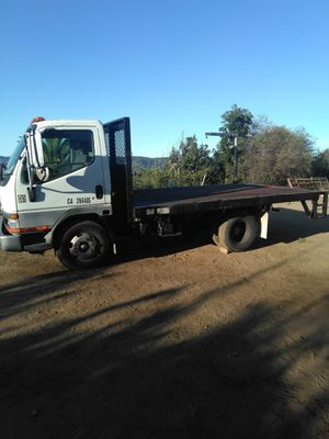 2003 Mitsubishi fuso diesel 14 ftbed for Sale in Valley Center, CA