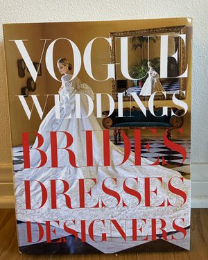 VOGUE Weddings Brides Dresses Designers for Sale in Irvine, CA
