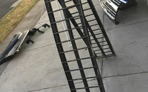 Dirt bike ramp. 50 firm for Sale in Maywood, CA