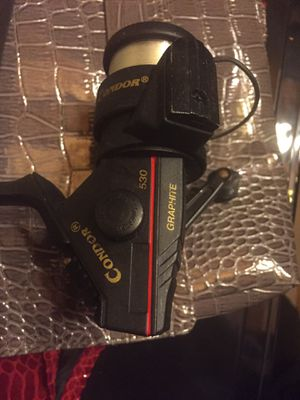 Condor fishing rod for Sale in South Holland, IL