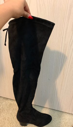 Suede Thigh high boots for Sale in Battle Ground, WA