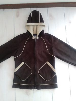 Patagonia Women's Hooded Zippered Fleece Jacket Sz Small for Sale in Fort Worth, TX