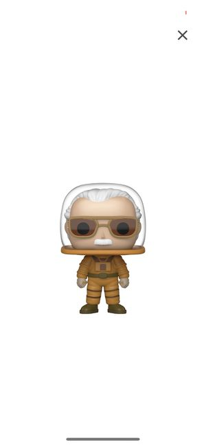 FUNKO POP! STAN LEE fall convention limited edition exclusive in protective case for Sale in Falls Church, VA
