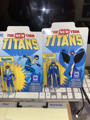 New teen titans for Sale in Houston, TX