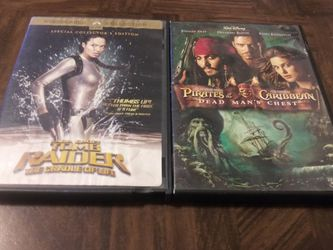 DVD 2 Movie Collection for Sale in Fresno,  CA