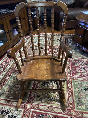 Child Roking chair for Sale in Marietta, GA
