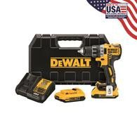 DEWALT XR 20-Volt Max 1/2-in Lithium Ion (Li-ion) Brushless Cordless Drill (2-Batteries Included) for Sale in Niceville, FL