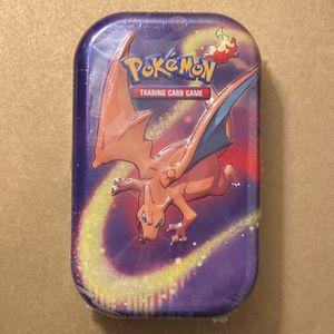 Pokemon Collectors Kanto Power Mini Tin CHARIZARD for Sale in Sacramento, CA