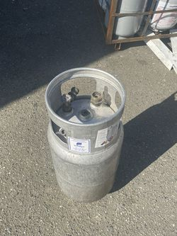 Forklift Aluminum Propane Tank Only $100 for Sale in Seattle,  WA