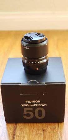 Fujifilm 50mm F2 wr for Sale in Carlsbad, CA