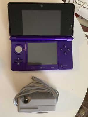Nintendo 3DS Purple, DS Light Pink, and Games Bundle for Sale in Plymouth, MI