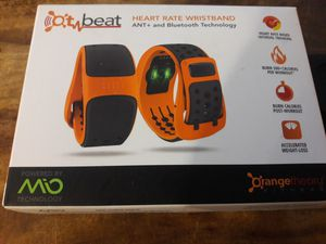 OT Beat Orange Theory Heart Rate Wristband for Sale in Jensen Beach, FL