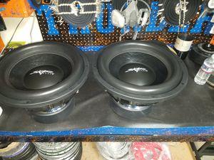 "Pair Skar audio vfx 15"" for Sale in Union City, CA"
