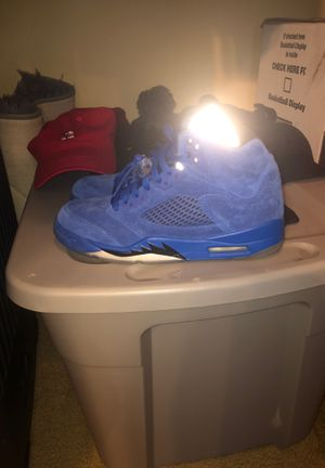 Jordan Retro 5 Size 8 Men's/Great Shape/ Missing Box for Sale in Brandywine, MD
