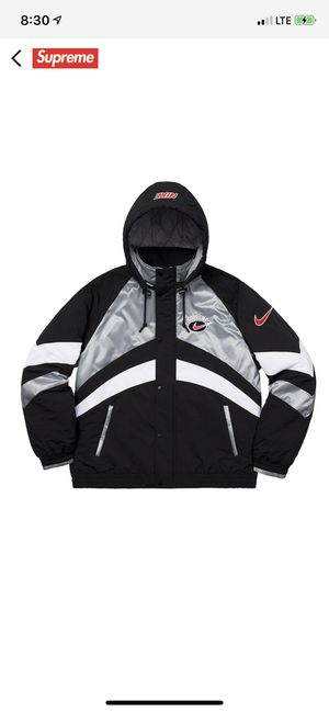 Supreme x Nike Hooded Sport Jacket (Size Medium) for Sale in San Diego, CA