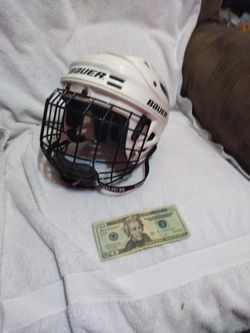 """...""""Bauer"""" Hickey Mask...All In Tact... for Sale in Sacramento,  CA"""