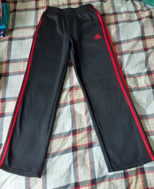 Boys Adidas Pants Size M (10/12) for Sale in Kissimmee, FL