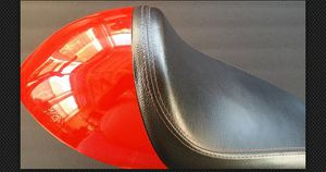 Royal Enfield GT 535 Red Single Seat with Cowl for Sale in San Leandro, CA