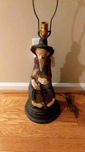 Lamp - moonshiner for Sale in Kernersville, NC