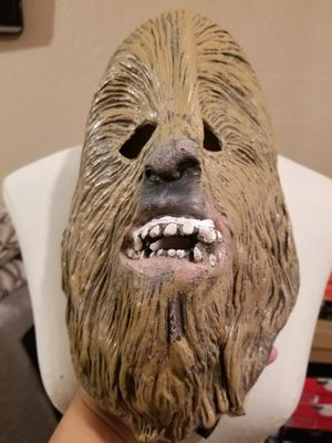 Chewbacca face mask for Sale in Compton, CA